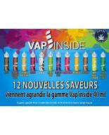 PACK VAPINSIDE 60ML 22 SAVEURS